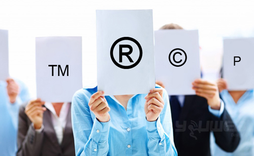 Register user participation in the trademark registration